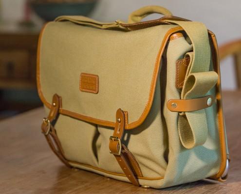 Brompton Game Bag Left Side