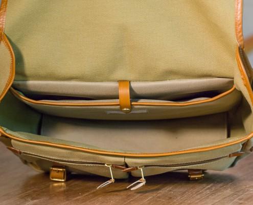 Game Bag Inside
