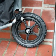 Wheel dettached