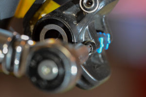 Remove Magura Brake Pads